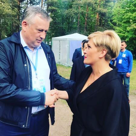губернатору Ленинградской области Александру Юрьевичу Дрозденко был задан вопрос о перспективах развития Новой Ладоги
