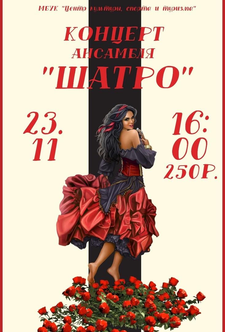 """Концерт ансамбля """"Шатро"""""""